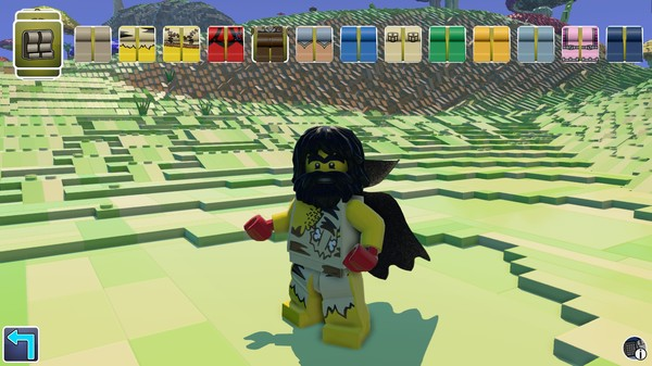 LEGO Worlds takes aim at Minecraft
