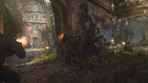 Call of Duty: WWII multiplayer PC open beta available for preload