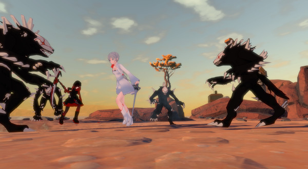 RWBY: Grimm Eclipse hits consoles news image