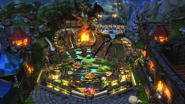 Pinball FX3 will be available in September