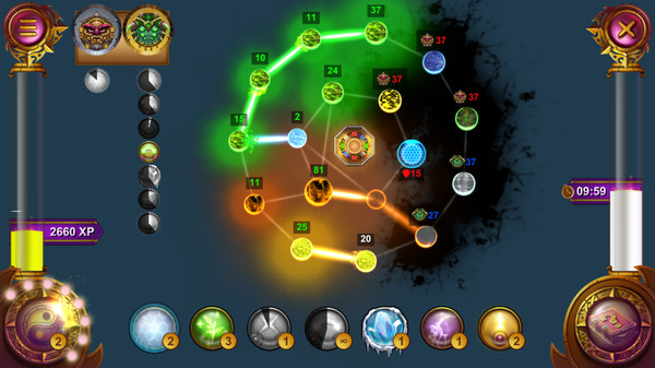 Five Elements now on Steam