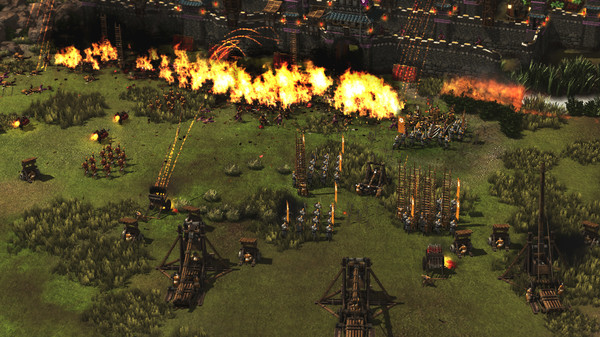 Stronghold: Warlords postpones siege