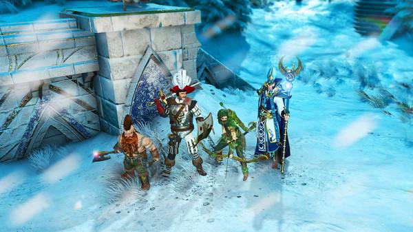 Warhammer: Chaosbane hacking its way onto next-gen