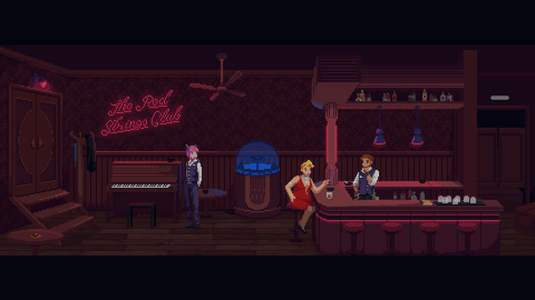 The Red Strings Club opens its doors news image