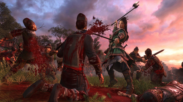 There will be blood in Total War: Three Kingdoms