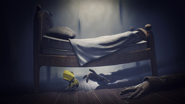 Little Nightmares awakens
