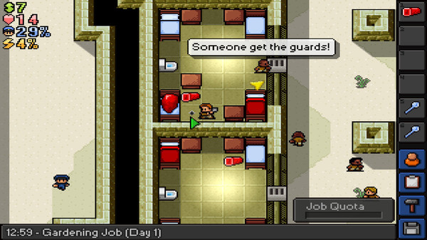 The Escapists breaks out