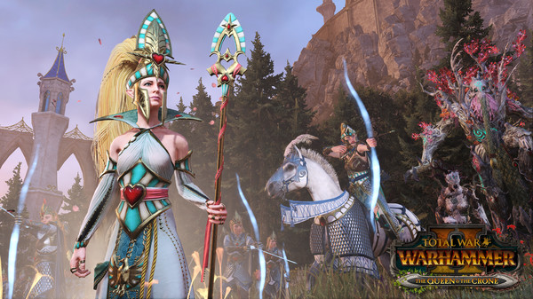 The Queen & the Crone come to Total War: Warhammer II