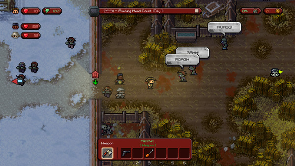 The Escapists The Walking Dead lurching towards PS4