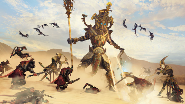 Rise of the Tomb Kings available for Total War: Warhammer II