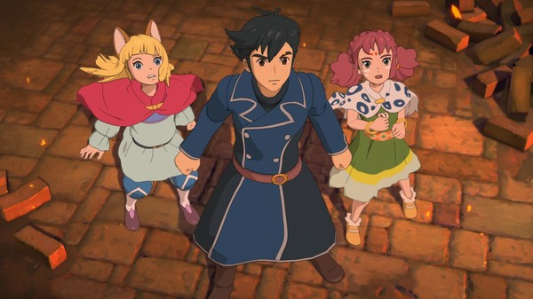 Ni no Kuni II: Revenant Kingdom enters The Lair of the Lost Lord