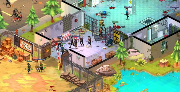 Dead Maze raises dead on Steam