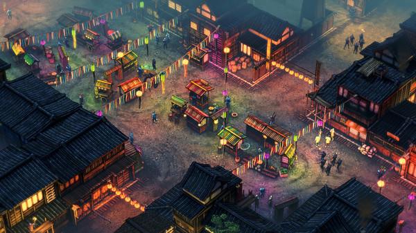 Shadow Tactics: Blades of the Shogun sneaks into release