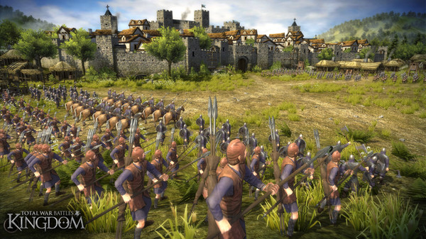 Total War Battles: Kingdom marches into open beta on Steam