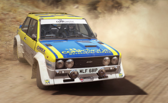 DiRT Rally races onto Steam Early Access