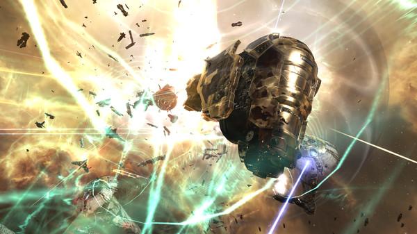 EVE Online lands on Epic Games Store