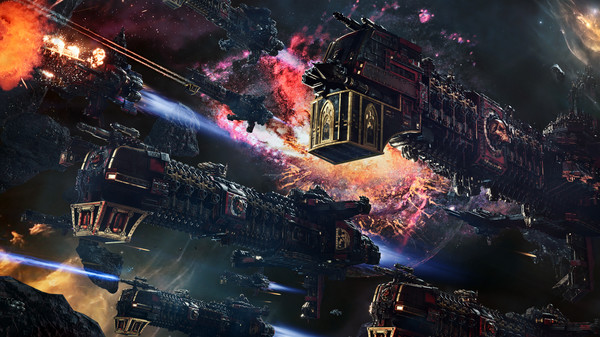 Play Battlefleet Gothic: Armada 2 for free this weekend