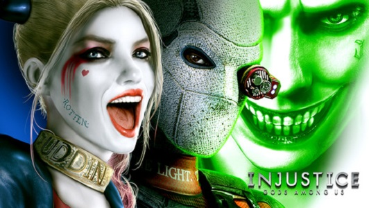 Suicide Squad joining Injustice: Gods Among Us