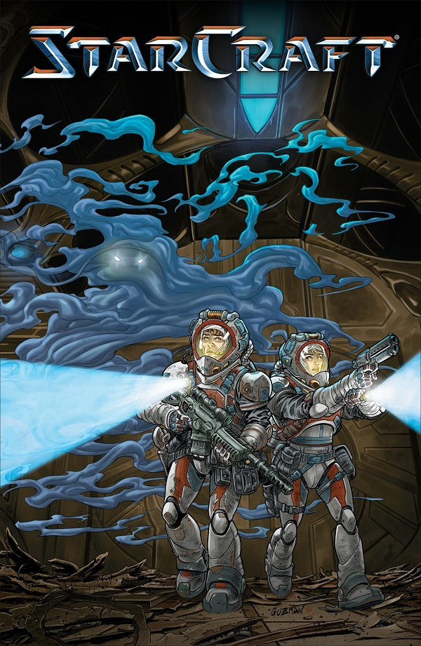 Dark Horse announces StarCraft comic miniseries