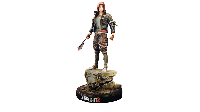 Win an Aiden Caldwell figurine from Dying Light 2