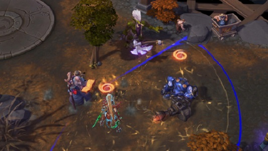 Deckard Cain arrives in Heroes of the Storm PTR