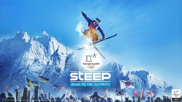Steep is headed to the Olympics