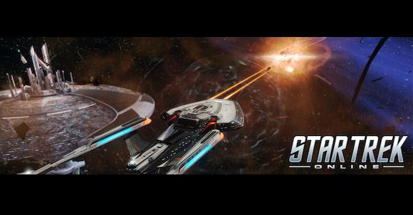 Star Trek Online warps onto consoles