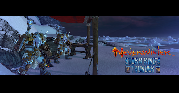 Storm King's Thunder will be unleashed on Neverwinter in August