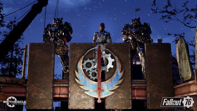 Steel Dawn arrives in Fallout 76
