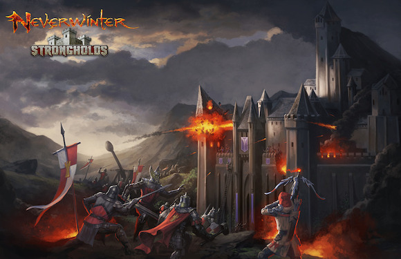 Strongholds unleashed on Neverwinter