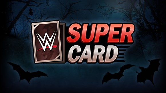 WWE SuperCard getting a little spooky