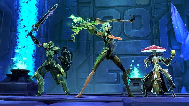 Battleborn gets supercharged today