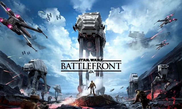 Star Wars Battlefront launched