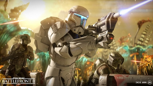 Star Wars Battlefront II launching Cooperation Update this week