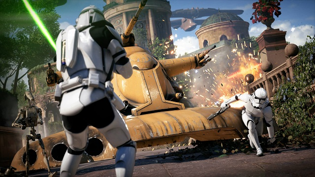 Star Wars Battlefront II multiplayer beta date revealed