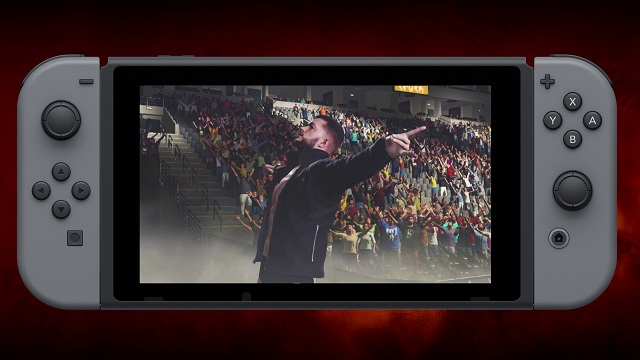 WWE 2K18 Switch release date set