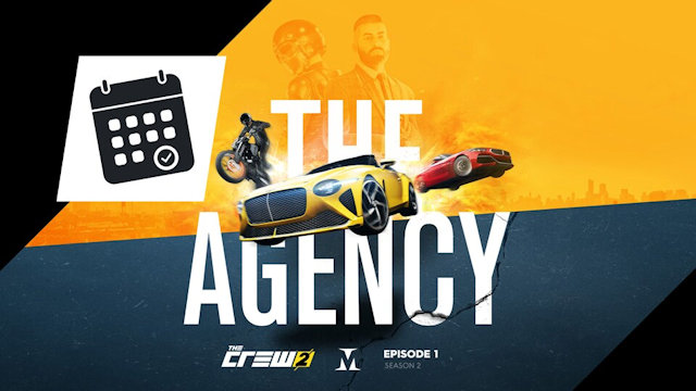 The Crew 2 ready to start filming The Agency
