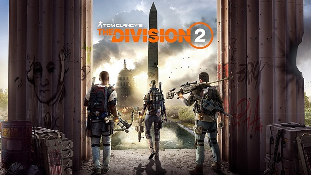 The Division 2 assaulting The Last Castle