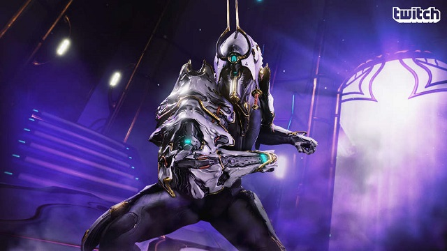 Watching TennoLive on Twitch and get Ash Prime