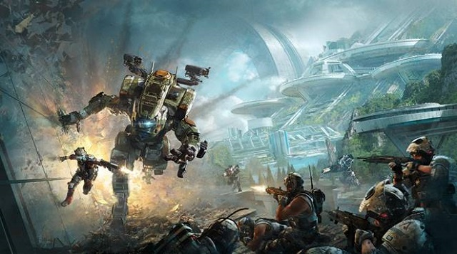 Titanfall 2 drops into release