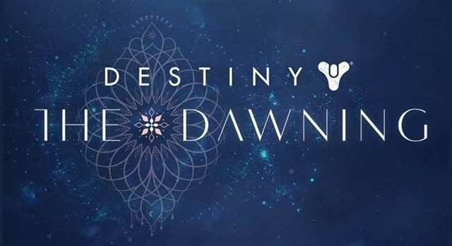 The Dawning debuts in Destiny in December