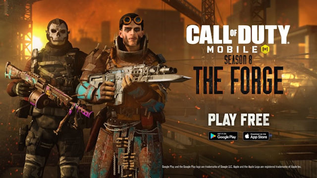 The Forge hammers Call of Duty: Mobile