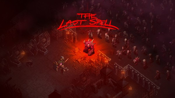 The Last Spell being cast onto Steam