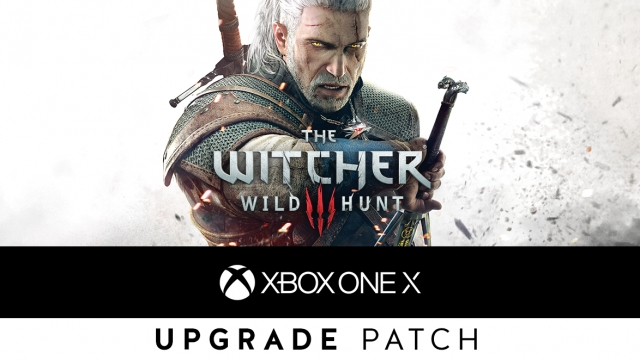 The Witcher 3 Xbox One X patch released