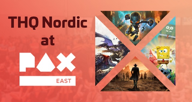 THQ Nordic bringing four games to PAX East 2020