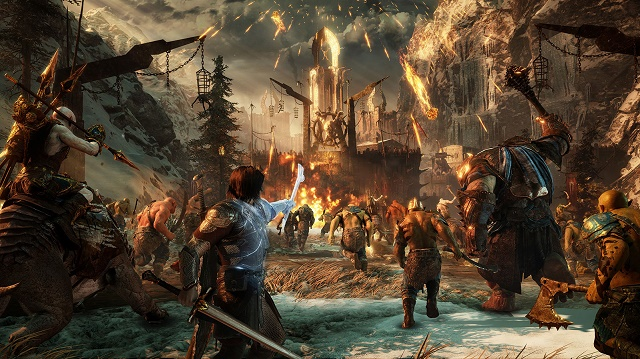 Middle-earth: Shadow of War voice cast and SDCC panel announced