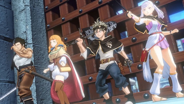 Black Clover: Quartet Knights open beta launching in August