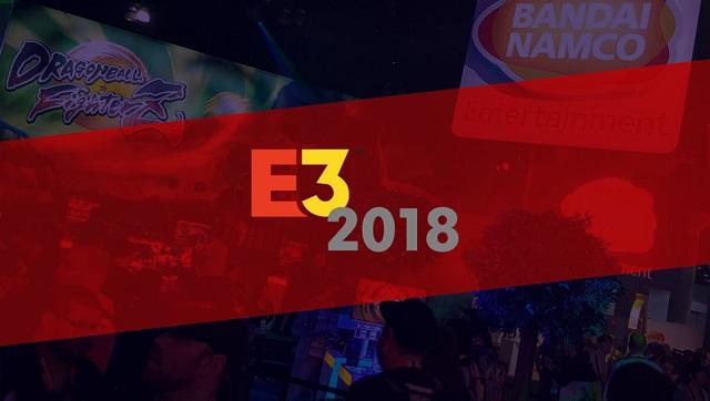 Bandai Namco reveals E3 2018 game lineup