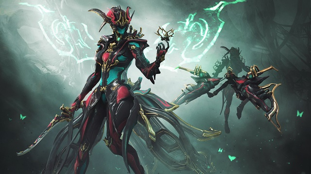 Titania Prime joins Warframe