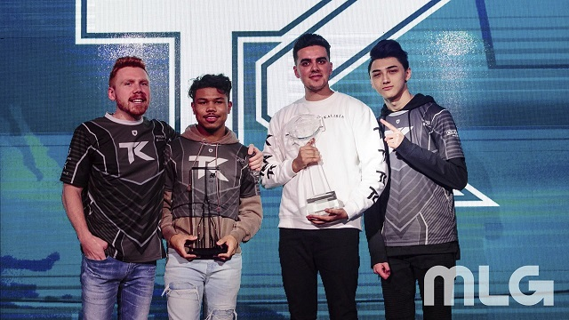 Team Kaliber captures CWL Pro League Stage 2 Championship